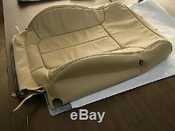OEM Ford 2011 F150 Lariat Truck Seat Cover Pickup Adobe BL3Z-1564417-SA nos