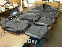 OEM Ford 2017 2018 Raptor Truck Leather Seat Covers New S/C Set SVT Interior nos
