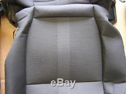 OEM Ford Take-off 2015 F150 Seat Covers Cloth Crew Cab