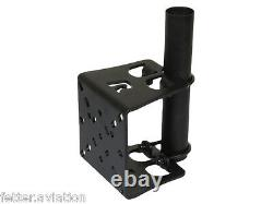 RAM Universal Heavy Truck/Van/RV Laptop Mount, for Engine Cover or Seat Base