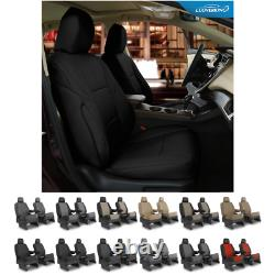 Seat Covers Leatherette For Chevy C/K Truck Coverking Custom Fit