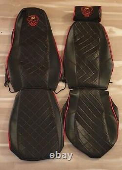 Seat covers SCANIA MERCEDES and other trucks. Great quality. RHD and LHD. NEW