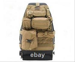 Smittybilt G. E. A. R. Universal Truck Seat Cover (Olive Drab) 5661331