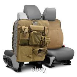 Smittybilt G. E. A. R. Universal Truck Seat Cover (Tan) #5661324