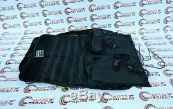 Smittybilt G. E. A. R. Universal Truck Seat Covers (Black) #5661301