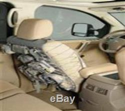 Smittybilt Universal Gear Universal Truck Seat Cover Pair Black 5661301