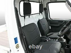 Suzuki Carry Carry Truck DA63T Early Punching Leather Seat Cover (LKS-1) F/S