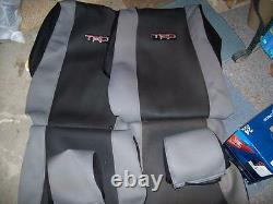 TRD SPORT SEAT COVERS TOYOTA TACOMA TRUCK 05-08 FACTORY OEM NEW pt2183505201