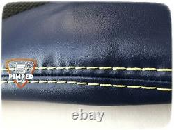 TRUCK SEAT COVERS DAF 105/106/CF FROM 2012YEAR EURO6 ECO LEATHER NavyBlue