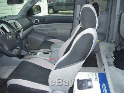 Trd Sport Seat Covers Toyota Tacoma 2008 Truck Factory Oem New Pt2183505201