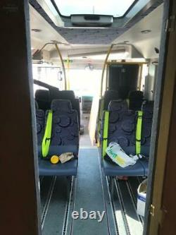VW Crafter 2.5 TDI Automatic Minibus 9 Seats Ideal Food Truck Cover Conversion