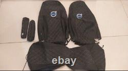 Volvo fh fm 2012+ 2020 SET seat covers LEATHER TRUCK PARTS & ACCESSORIES